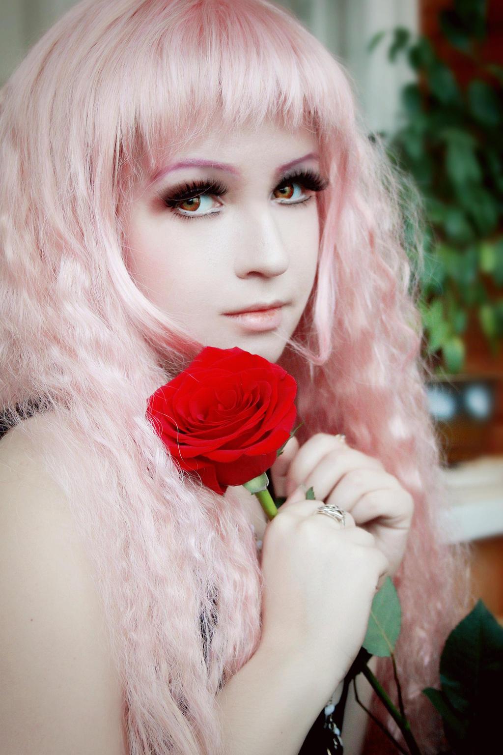 Nana cosplay Reira Serizawa by palecardinal