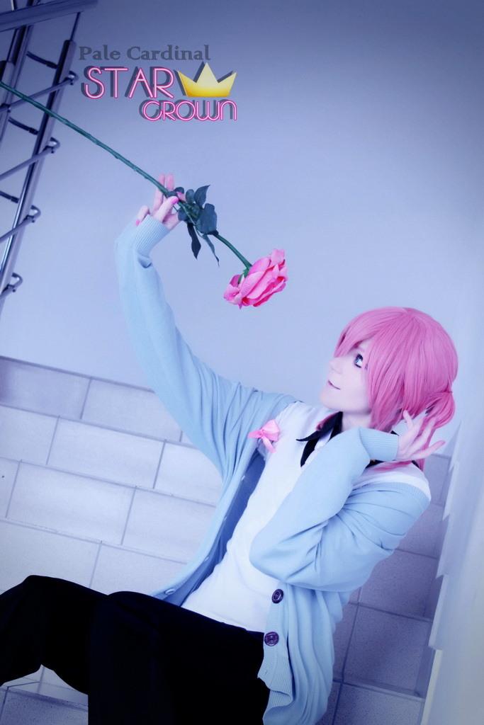 Sero Fushieria cosplay Rose by palecardinal