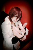 J-Rock Idol Kurama by palecardinal