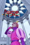 AT: Prince Gumball cosplay