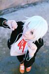 K Project: Kawaii Umbrella boy :3