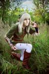 Zelda Glamour Link cosplay