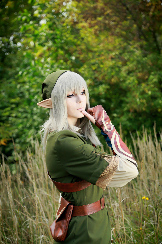 Italian Boy Name: Zelda Hot Link Cosplay By Palecardinal On DeviantArt