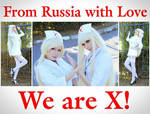X JAPAN Nurses Cardinal Lazurit
