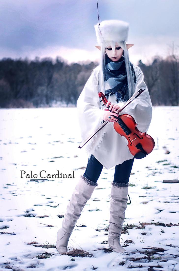 Shy J Rock Elf by palecardinal