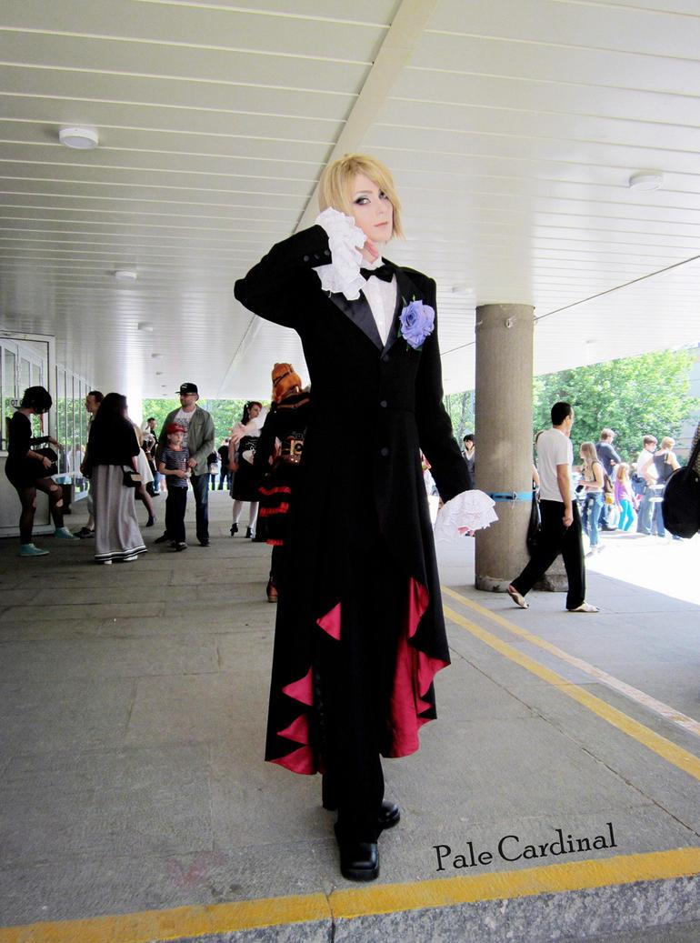 Kamijo JRock cosplay by palecardinal