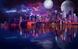 NightLife by EnchantedHawke