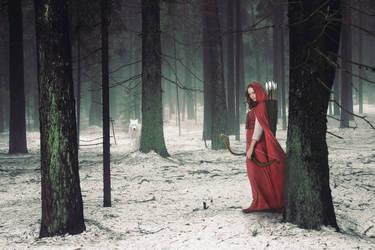 Hunters by EnchantedHawke
