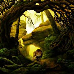 The King by EnchantedHawke