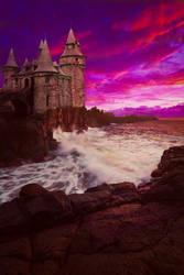 Sunset by EnchantedHawke