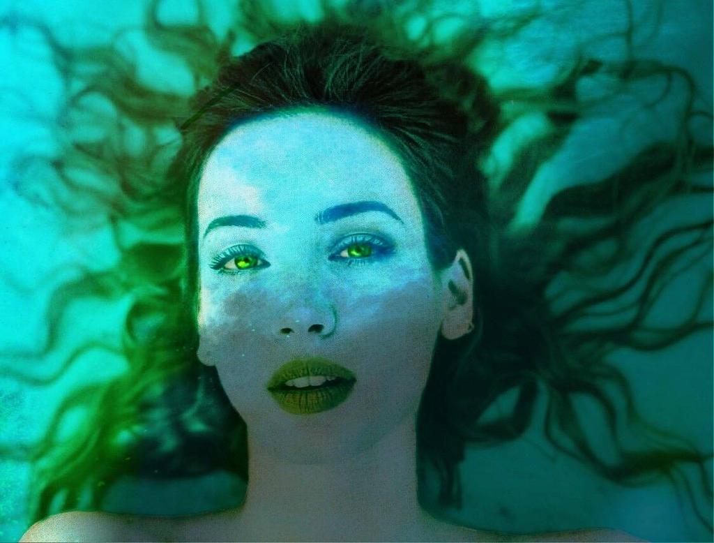 Blue by EnchantedHawke