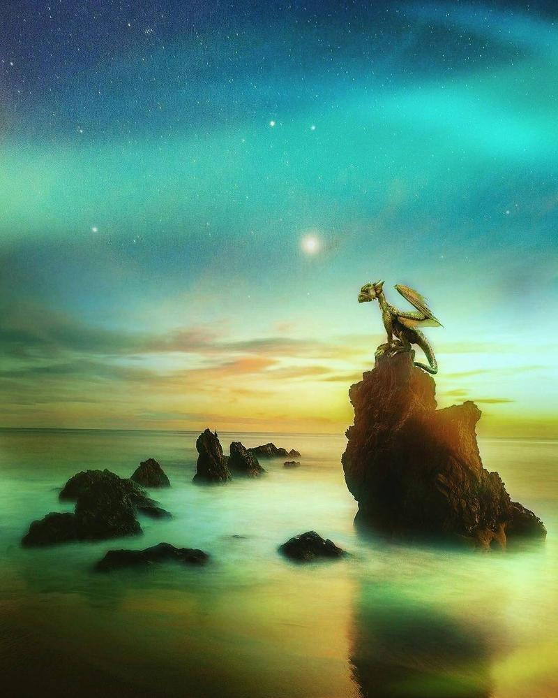 Dreaming of Adventure by EnchantedHawke