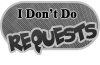 Stamp - i don't do - request by Sha-cute