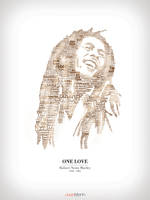 Bob Marley by juanmarin