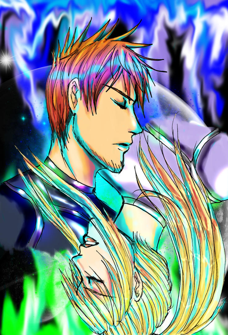 DJ Aurora Synchronicity by Kumorininja08