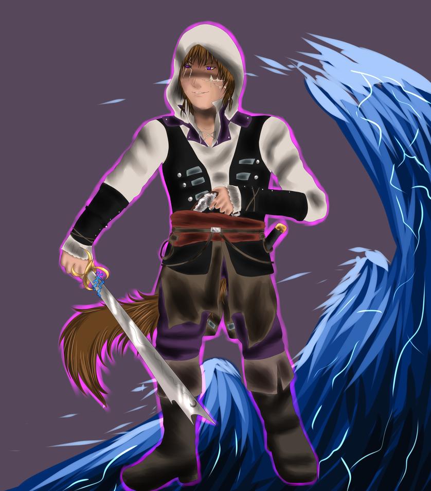 AoHC WB AC Pirate Shuto by KumoriNinja08