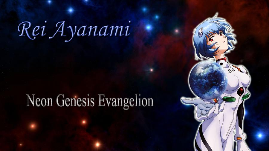 Neon Genesis Evangelion Wallpaper Rei Ayanami By JanetAteHer