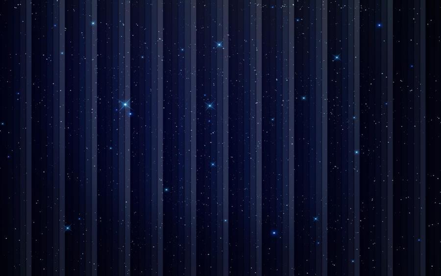Dark Blue Stripe Wallpaper By JanetAteHer