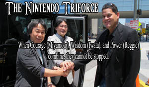 The Nintendo Triforce
