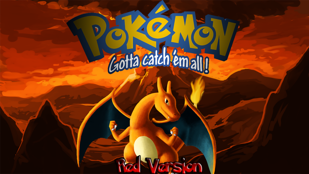 Wallpaper HD Pokemon Red and Friends Trainer Cool