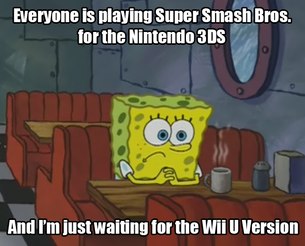 Super Smash Bros. by JanetAteHer