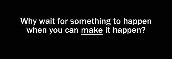 Make it happen by NemoGondor