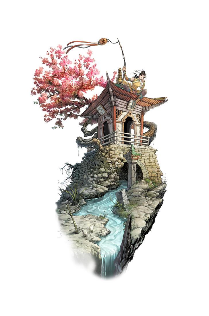shuyan saga by daxiong