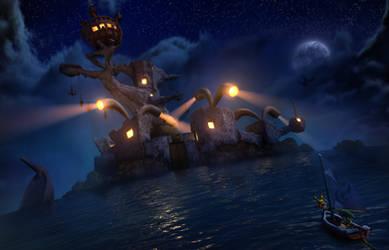 Forsaken Voyage (Top 50 Winner) by magicwaffles123