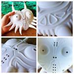 3D Printed Majoras Mask - Work in Progress