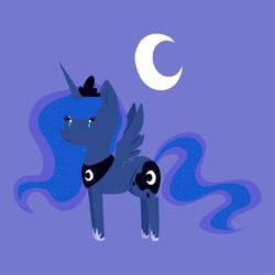 New Luna by Elslowmo