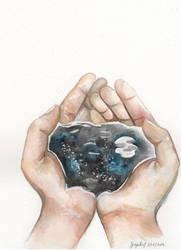 Night hands