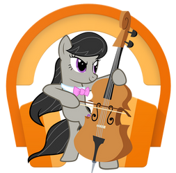 Google Play Music Octavia Melody Icon