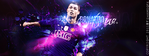 CristianoRonaldo-2 by Shams-GFX
