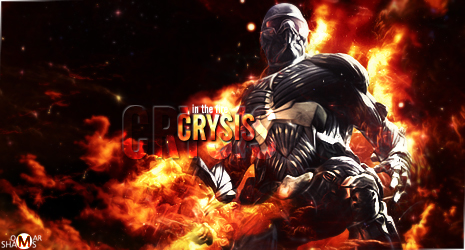 Crysis by Shams-GFX