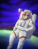 Astro Davis/Daisuke by Baclu