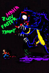 Run Faster Timmy-Snapchat