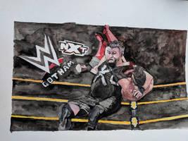 Kevin Owens vs Finn Balor