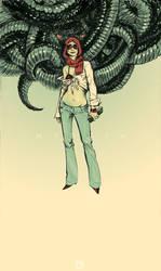 Medusa by dan-duncan