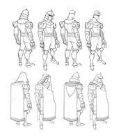Shredder design by dan-duncan