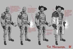Translucid designs the Navigator by dan-duncan