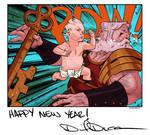 Janus vs Baby New Year