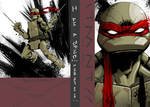 TMNT IDW collection vol1 (pt1)