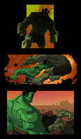Hulk and the Abomination
