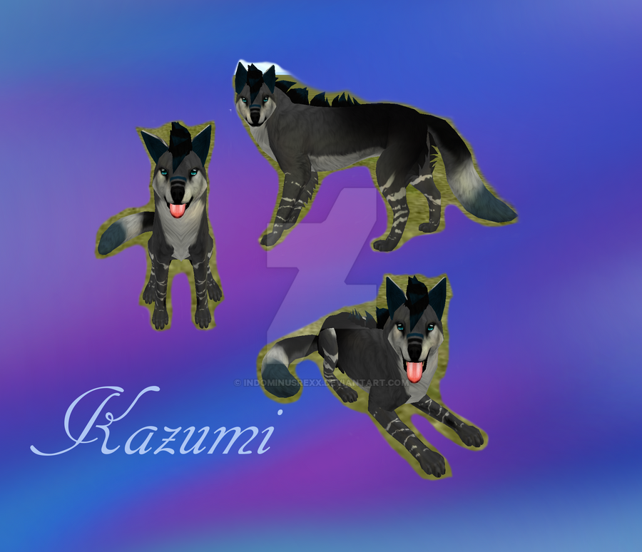 Preset Commission .|. Kazumi .|. by IndominusRexx