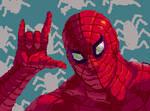 Minisketch: Spider-Man