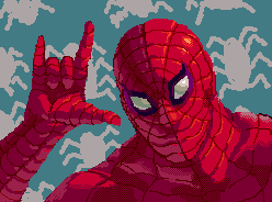 Minisketch: Spider-Man by Zonrox