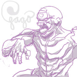 gagoman by Zonrox