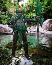 Huazca Jade Dragoon by Zonrox