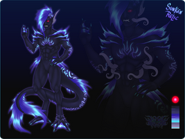 Secati mermay adopt: Sunken Relic (CLOSED!) by ShemeiArt