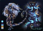 Secati Custom: Ascended Form of Golden Thorns